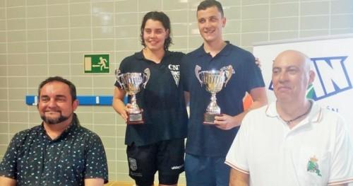 Javier Gijón y Mireia Pradell ganan el XLI Trofeo Real Club Náutico de Motril