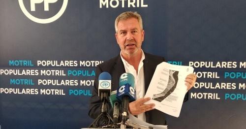 José García Fuentes, concejal del PP en el Ayuntamiento de Motril