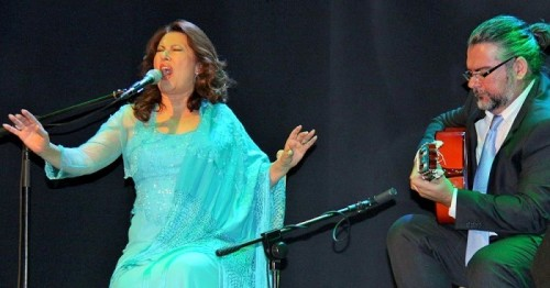 La cantaora Antonia Contreras actuará en el Centro Andaluz este viernes.jpg