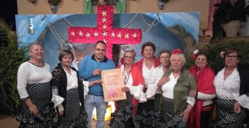 La Herradura_Primer premio en el certamen de Cruces de Mayo 2018