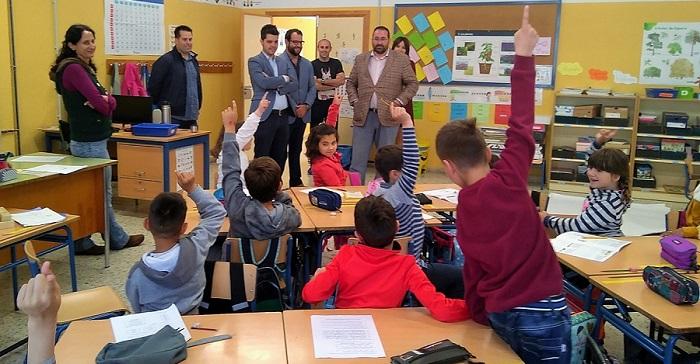 La Junta invierte más de 200 mil euros en remodelar el colegio rural de Ugíjar