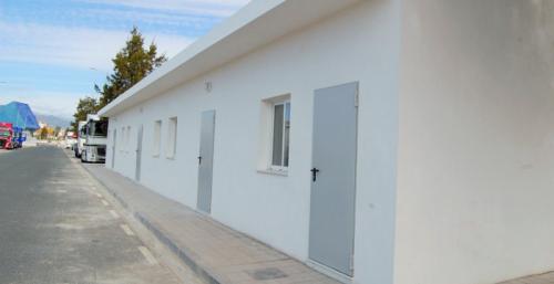 Los transitarios contarán con oficina permanente en el Puerto de Motril