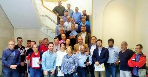 Mancomunidad entrega ayudas por 64 mil euros a 56 colectivos de la Costa Tropical para patrocinar sus proyectos