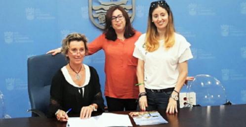 Mancomunidad hace entrega a tres colectivos asociativos de Almuñécar de sus patrocinios económicos.png