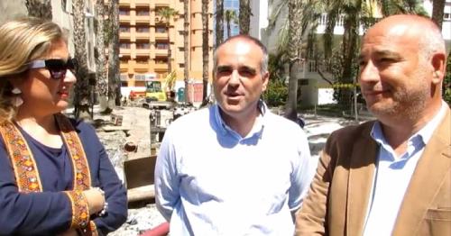 Mancomunidad inicia las actuaciones de mejora de redes en la calle Bikini, Guadix y el paseo de San Cristóbal