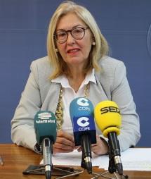 María Ángeles Escámez, teniente alcalde de Movilidad