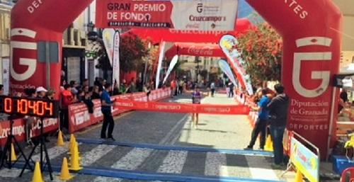 Más de 700 corredores se dan cita en el Gran Premio de Fondo Ciudad de Órgiva