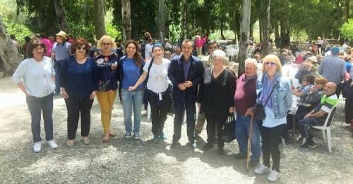 Medio millar de mayores se reúnen en Órgiva en el marco del IX Encuentro de Centros de Participación Activa.jpg