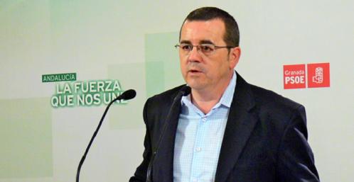 Miguel Castellano, PSOE Granada
