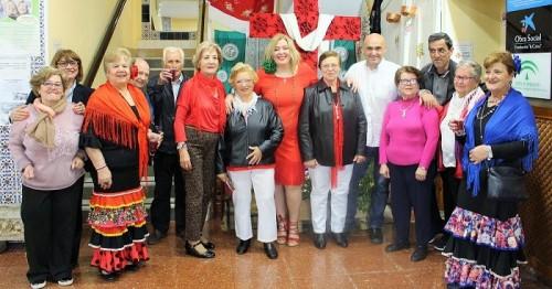 Motril_Cruz del Centro de Día de la Plaza de España