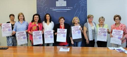 Motril_Presentación Festival contra la Violencia de Género