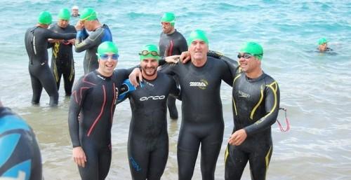 Participación del Club Atletismo Sexitano en el Trail Cros de Baza