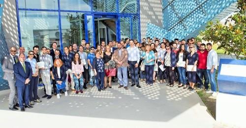 Reconocimientos a empresas de la Costa que dan formación a los alumnos del Ciclo Superior de Transporte y Logística