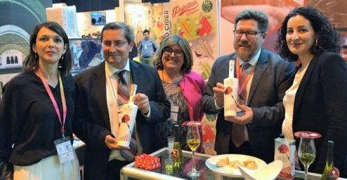Sabor Granada exhibe las excelencias del sector agroalimentario de la provincia en el Salón de Gourmets de Madrid