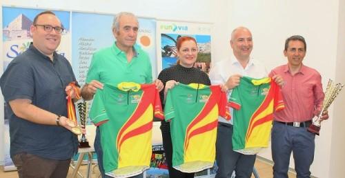 Salobreña, escenario este domingo del Campeonato Ibérico Ciclismo Máster
