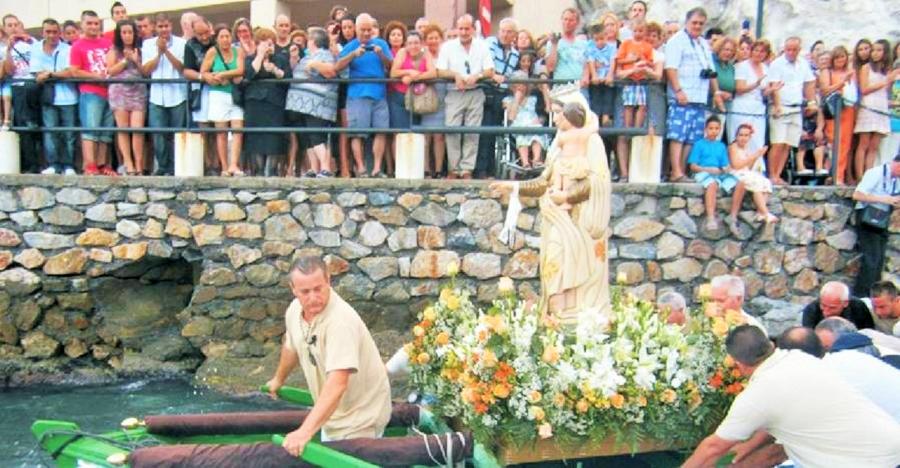 Amplio programa de actividades de La Caleta-La Guardia para celebrar las fiestas en honor a la Virgen del Carmen.png