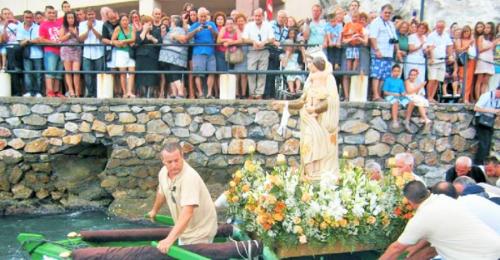 Amplio programa de actividades de La Caleta-La Guardia para celebrar las fiestas en honor a la Virgen del Carmen