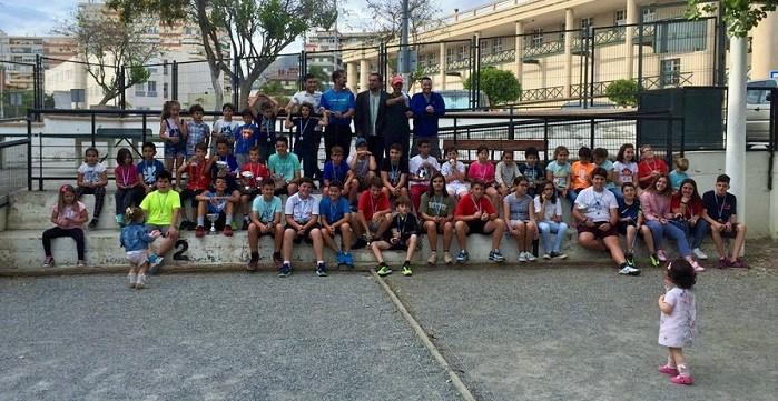 Brillante clausura de las Escuelas Deportivas Municipales de Motril