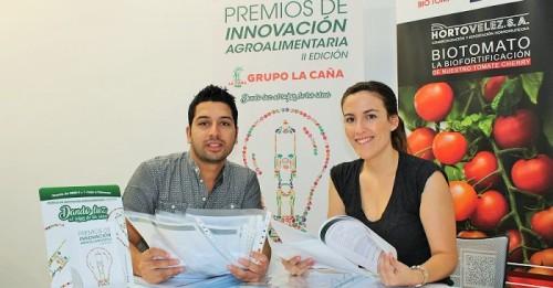 Éxito de participación en la II edición de los Premios de Innovación Agroalimentaria de Grupo La Caña.jpg