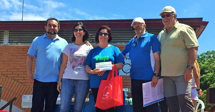 Deporte, fiesta y solidaridad en la XV Milla Calle Ancha 'Carlos Ortega_