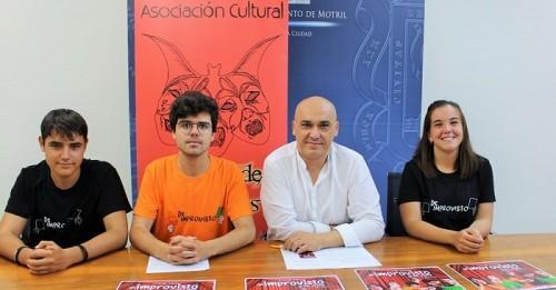 'De Improvisto y No Visto_ cierra su temporada en el Teatro Calderón