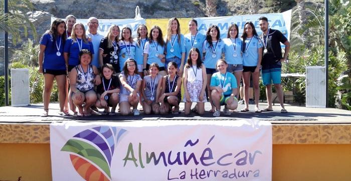 El Aquatropic acogió la clausura de las Escuelas Deportivas Municipales .jpg