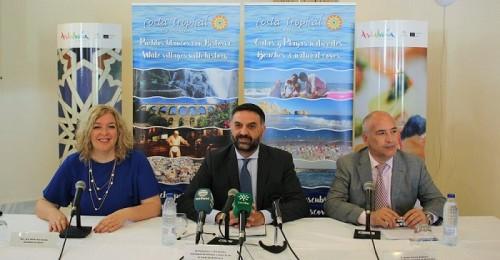 El nuevo Plan de la Costa Tropical invertirá 170 mil euros en una veintena de acciones promocionales del destino