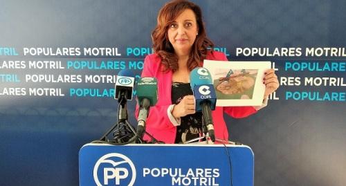 El Partido Popular pide el arreglo y mejora de la Rambla de las Brujas y del barrio de Santa Adela