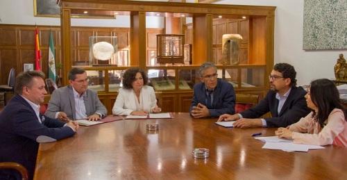 El PPT de Granada y la UGR colaborarán en acciones formativas conjuntas