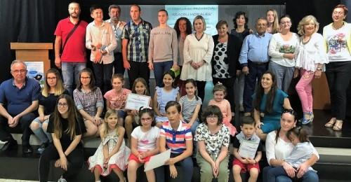 Entregados los premios de la IV edición del Concurso Escolar Literario y de Dibujo Araceli Morales