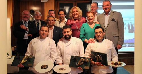 Ibrahim Romero, del restaurante La Roka de Salobreña, gana el VI Certamen Gastronáutico La Sirenita