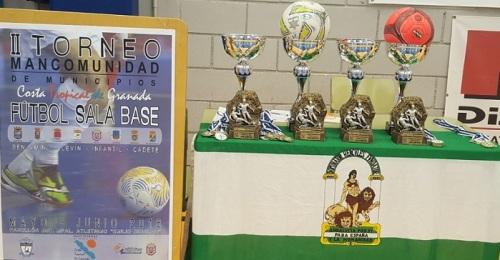 II Torneo Fútbol Sala Base Mancomunidad de Municipios de la Costa Tropical