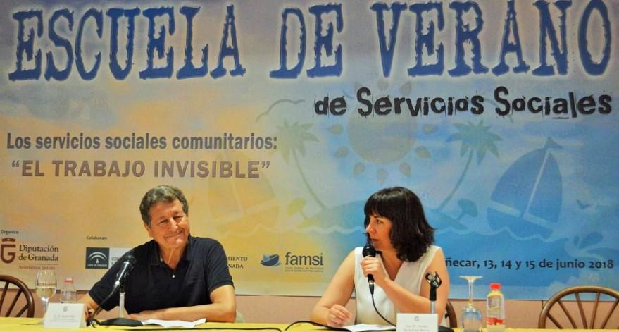 Interesante conferencia de SamiNaïren la Escuela de Servicios Sociales de Diputación que se celebra en Almuñécar.jpg
