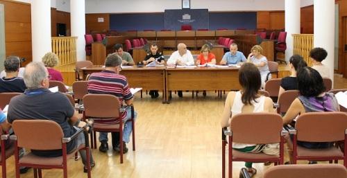 La Comisión de Absentismo hace balance del curso escolar 2017-2018