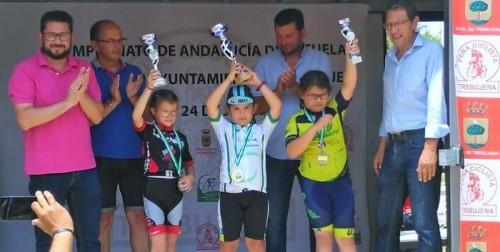 La corredora sexitana Rocío López campeona de Andalucía en Promesas.jpg