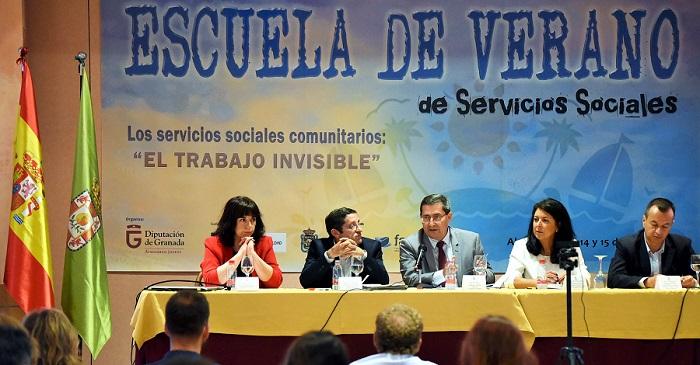 La Escuela de Verano de Diputación inicia hoy su actividad formativa para 300 profesionales de los servicios sociales.jpg