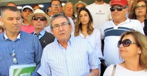 Los andalucistas denuncian la incapacidad de Herrera para aprobar los presupuestos municipales