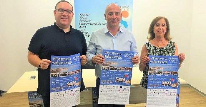 Los portugueses del Grupo Banza abren el V Festival Internacional de Habaneras de Salobreña