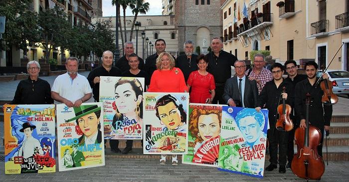 Motril rinde homenaje póstumo al artistaAntonio Esteban Lirola