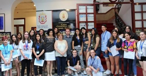 Una veintena de estudiantes del IES José Martín Recuerda se forman como Mediadores para la Convivencia.jpg