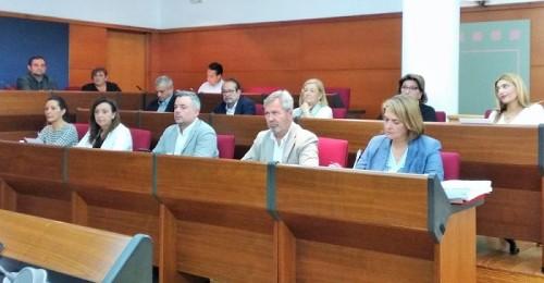 Unanimidad en las propuestas del PP de apoyo al sector pesquero y a los profesionales del hospital de Motril