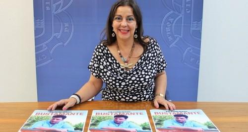 Alicia Crespo en la presentación del Concierto de David Bustamante.jpg