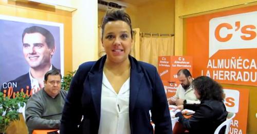 Beatriz González Orce, coordinadora de Ciudadanos Almuñécar - La Herradura