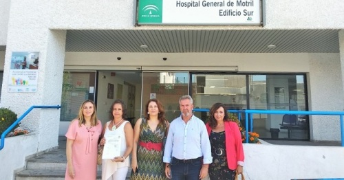 Carmen Crespo critica los resultados del 'Plan Verano' en el Hospital de Motril