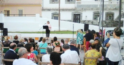 Conchi Maldonado ha sido la pregonera en las fiestas de Cerrillo Jaime.jpg