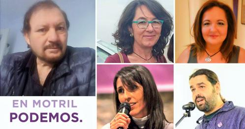 Consejo de coordinación de Podemos Motril