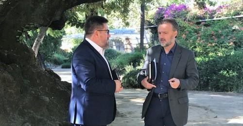 Delegado y Concejero de Agricultura de la Junta de Andalucía