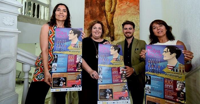 """""""Me vuelves Lorca"""" aúna en su cuarta edición teatro, música y danza en tres fines de semana.jpg"""