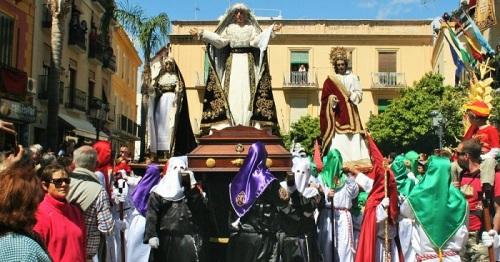 El Paso_Semana Santa de Almuñécar