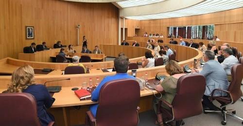 El pleno de Diputación acuerda inversiones extraordinarias de más de 5,3 millones en el patrimonio provincial